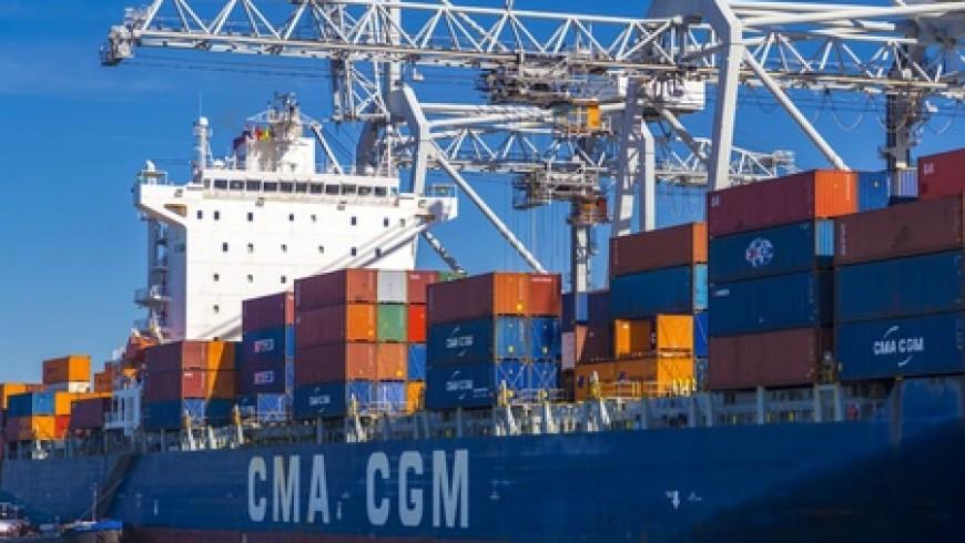 CMA CGM conecta directamente Barcelona y Valencia con el Mediterráneo Oriental