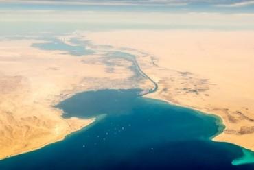 El Canal de Suez se iniciaba en 1859