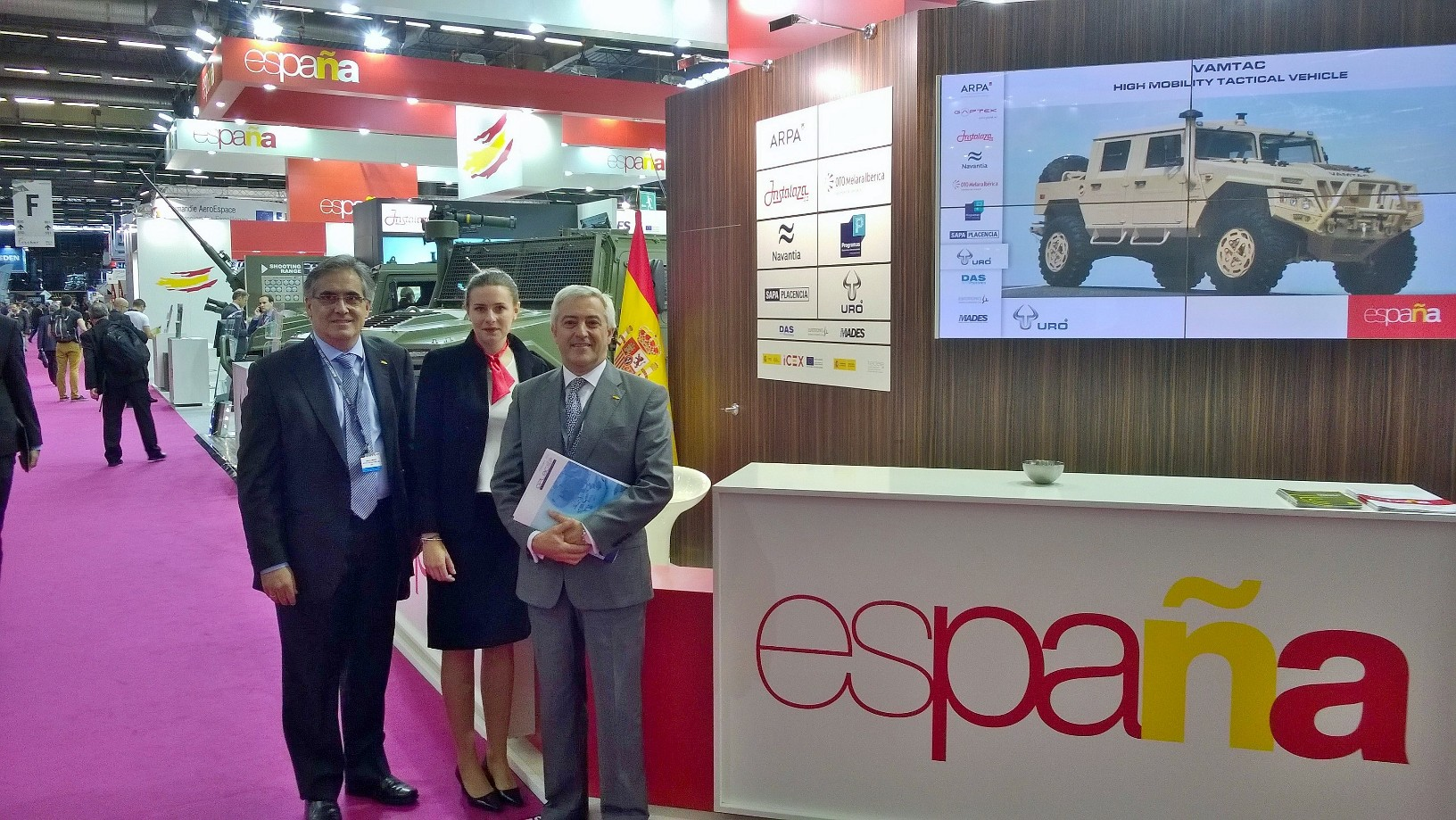 EUROSATORY: the most important event in the Defense sector