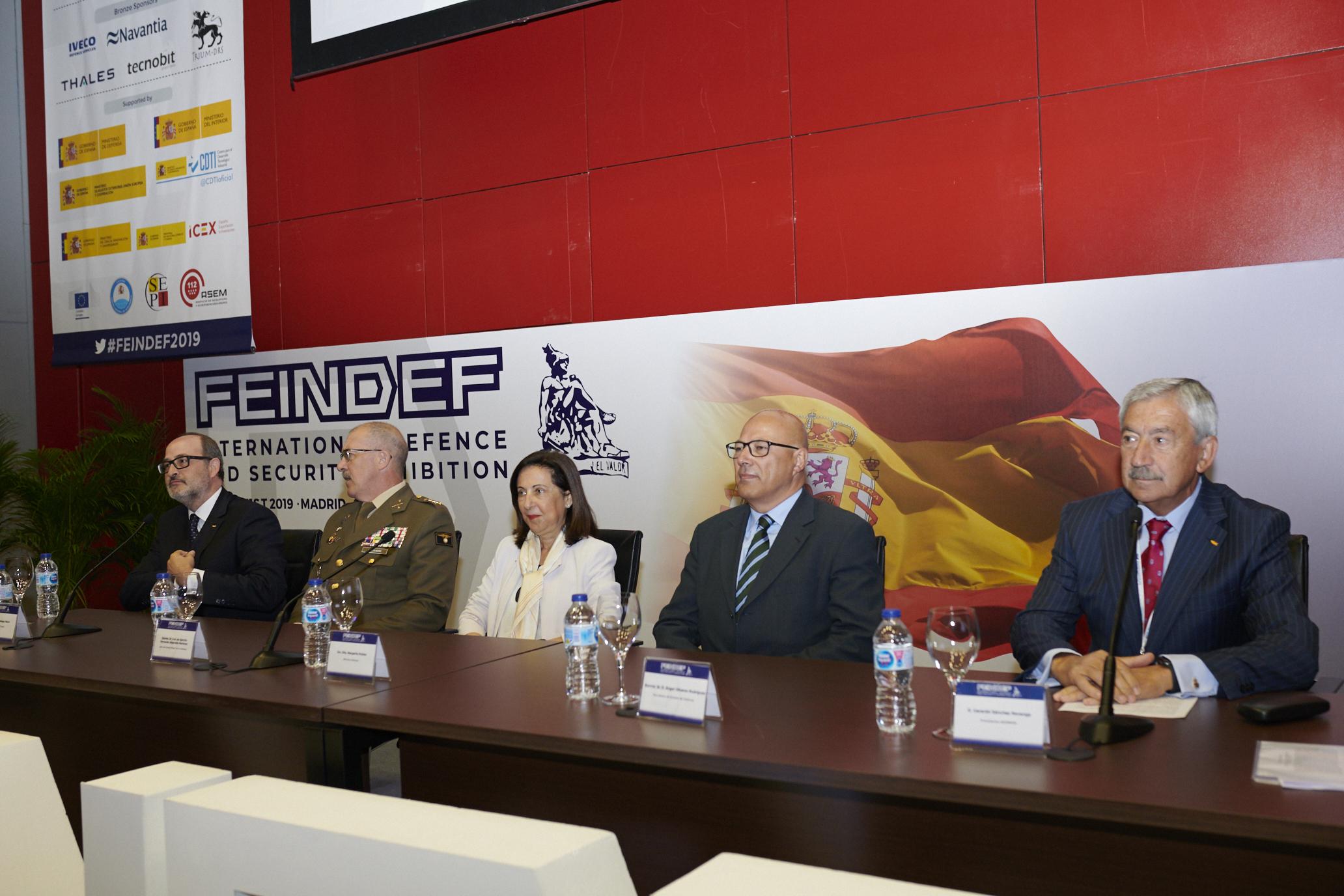 INTEGRA INTERNATIONAL participa en la primera edición de FEINDEF