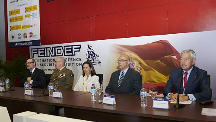 INTEGRA INTERNACIONAL participates in the first FEINDEF's edition