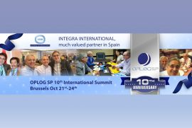 Integra International participates in the SUMMIT of the Organization's 10th anniversary of the  in Brussels
